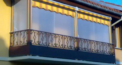 Se la veranda lede il decoro dell\'edificio.