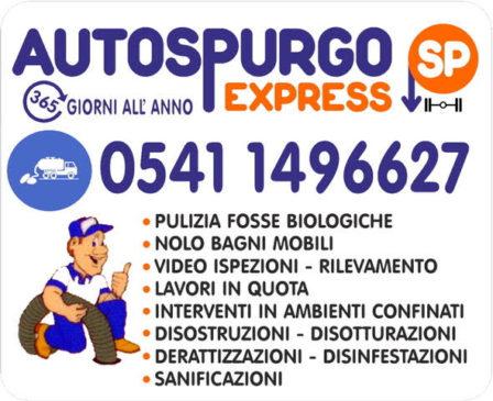 Autospurgo Express